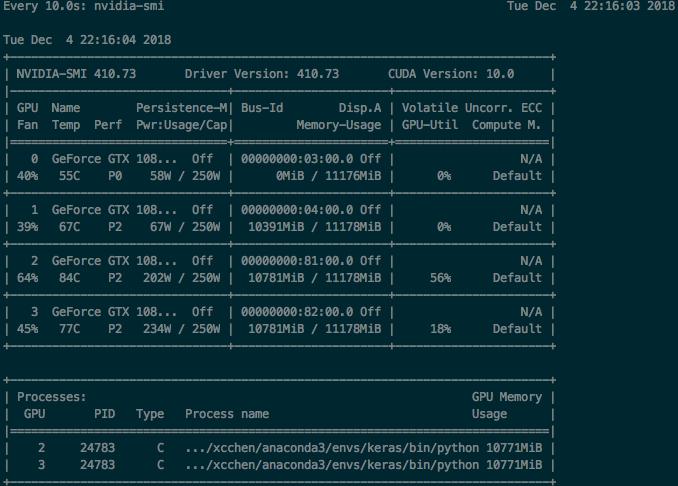 Linux监控GPU和释放GPU显存